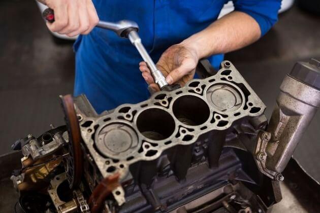 Когда необходим капитальный ремонт двигателя?