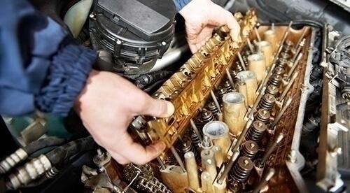 Капитальный и текущий ремонт двигателей автомобилей
