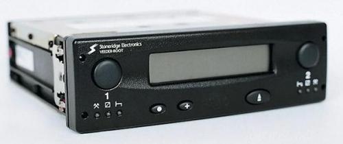 Инспекция аналогового тахографа Veeder-Root 2400